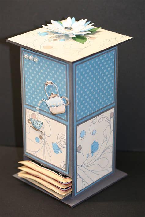 Diy-Fabric-Tea-Box-Holder