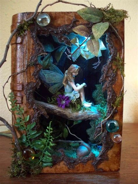 Diy-Fairy-Shadow-Box
