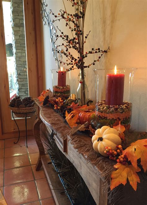 Diy-Fall-Entry-Table-Decor