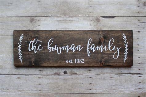 Diy-Family-Established-Wood-Signs