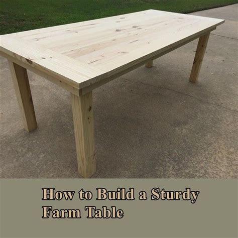 Diy-Farm-Table-The-Homesteader