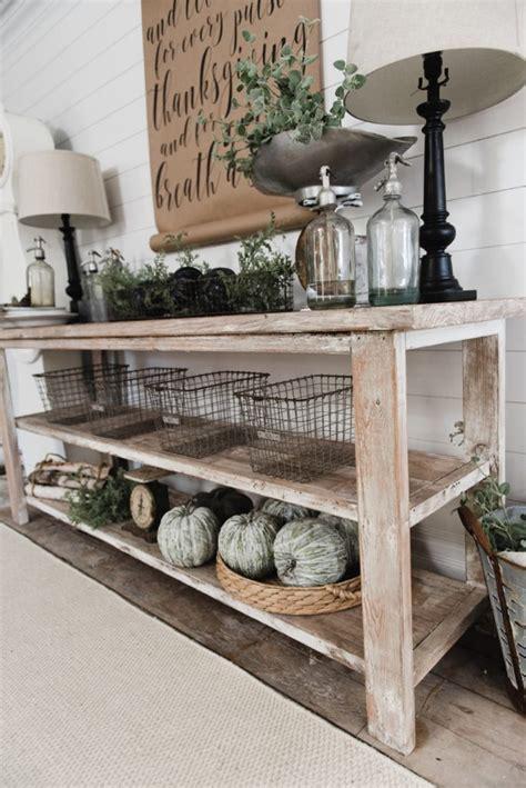 Diy-Farmhouse-Buffet-Table