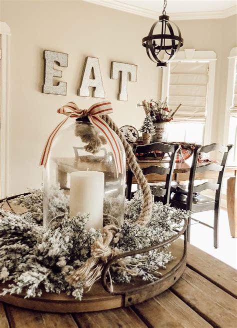 Diy-Farmhouse-Christmas-Table-Centerpieces