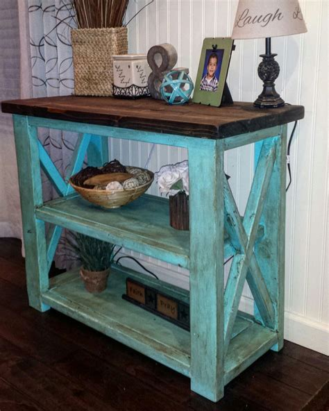 Diy-Farmhouse-Entry-Table