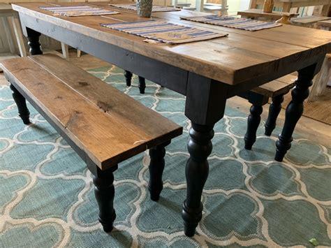 Diy-Farmhouse-Table-Black-Legs