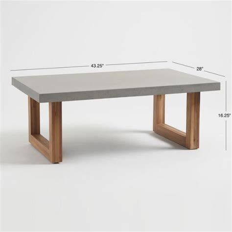 Diy-Faux-Cement-Coffee-Table