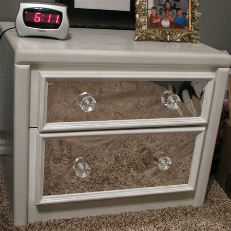 Diy-Faux-Mirrored-Dresser