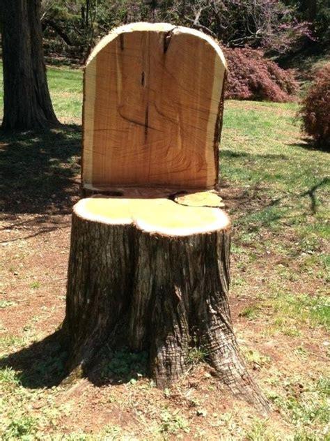 Diy-Faux-Tree-Stump-Chair