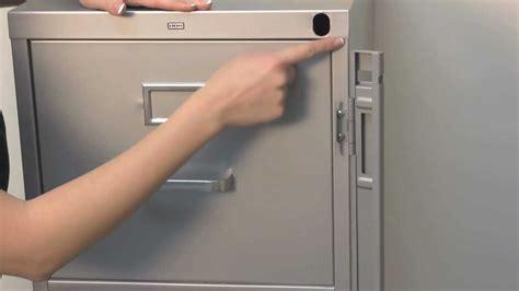 Diy-File-Cabinet-Lock-System