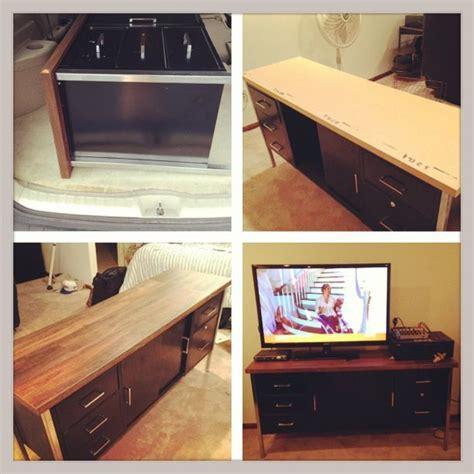 Diy-Filing-Cabinet-Tv-Stand