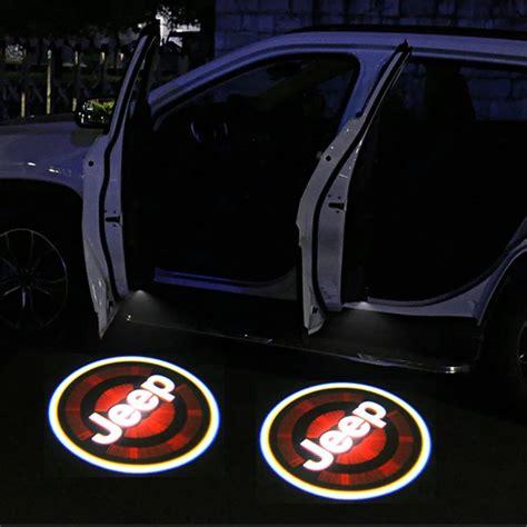 Diy-Film-Replacement-Wireless-Led-Car-Door-Light-Logo