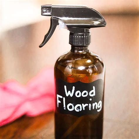 Diy-Finished-Wood-Cleaner