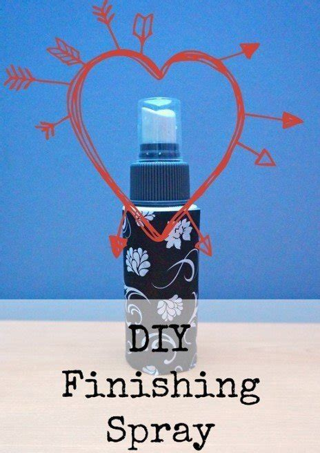 Diy-Finishing-Spray