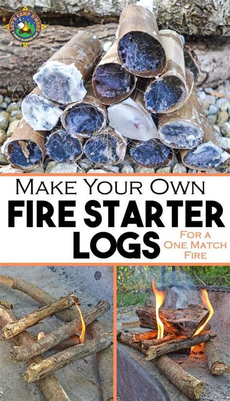 Diy-Fire-Starter-Logs