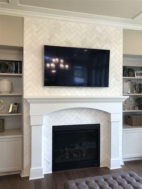 Diy-Fireplace-Backsplash
