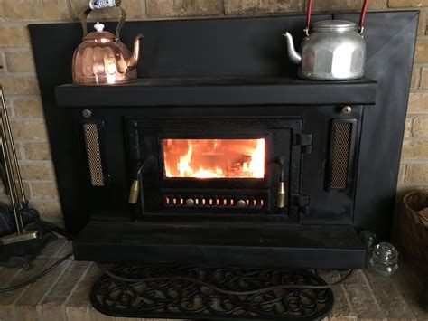 Diy-Fireplace-Insert-With-Blower-For-Wood