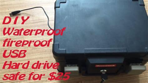 Diy-Fireproof-Waterproof-Box