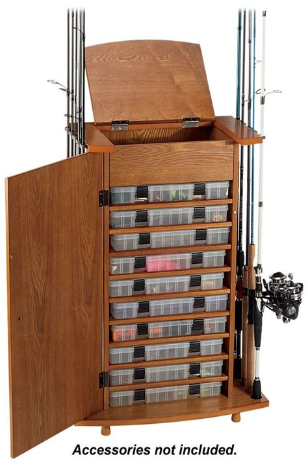 Diy-Fishing-Storage-Box-Cabinet