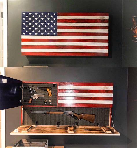 Diy-Flag-Gun-Cabinet