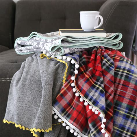 Diy-Flannel-Blanket