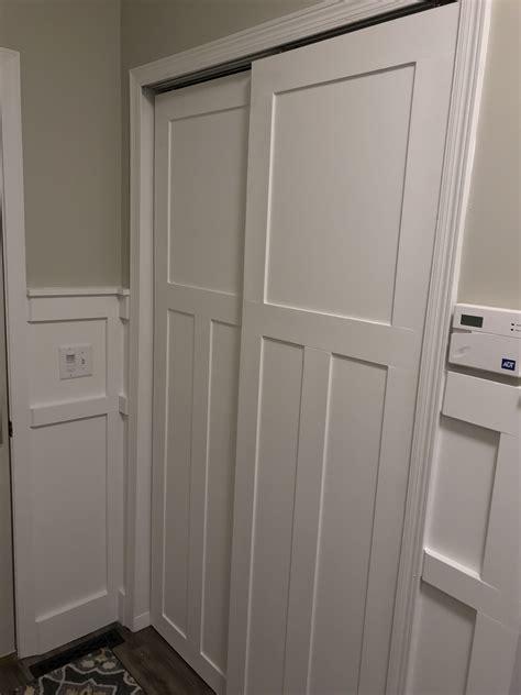 Diy-Flat-Panel-Modern-Door
