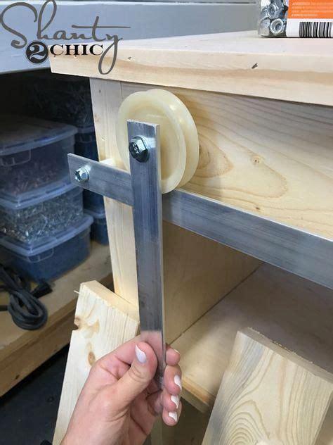 Diy-Flat-Track-Door-Hardware