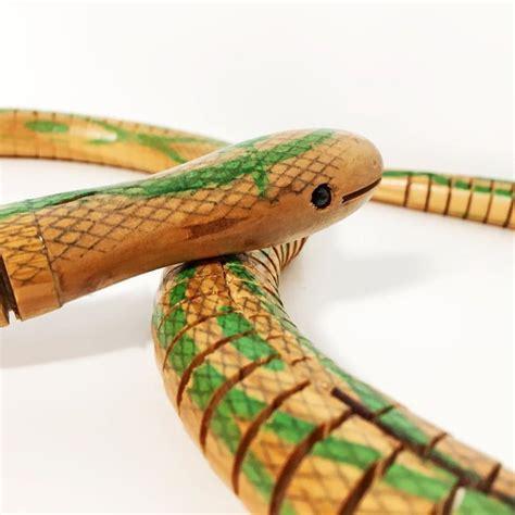 Diy-Flexible-Wooden-Snake-Toy