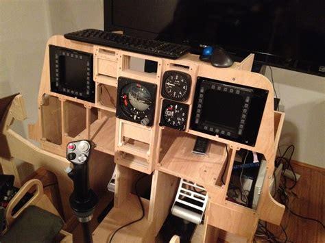 Diy-Flight-Desk