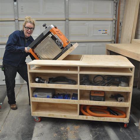 Diy-Flip-Top-Workbench