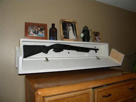Diy-Floating-Shelf-Gun-Safe
