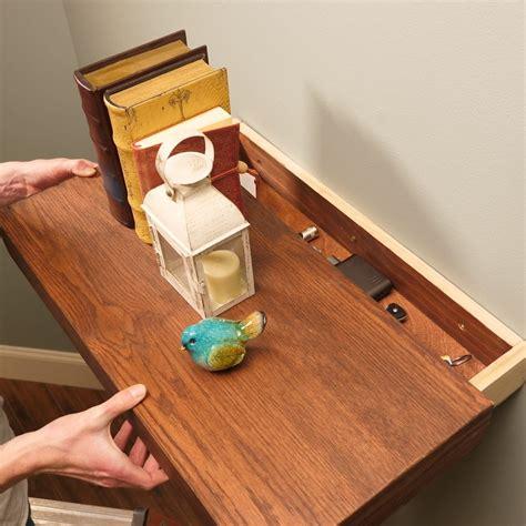 Diy-Floating-Shelf-With-Hidden-Drawer