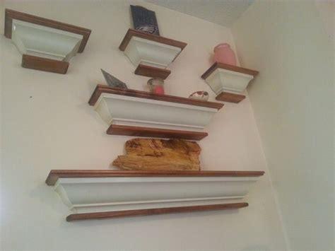 Diy-Floating-Shelves-Crown-Molding