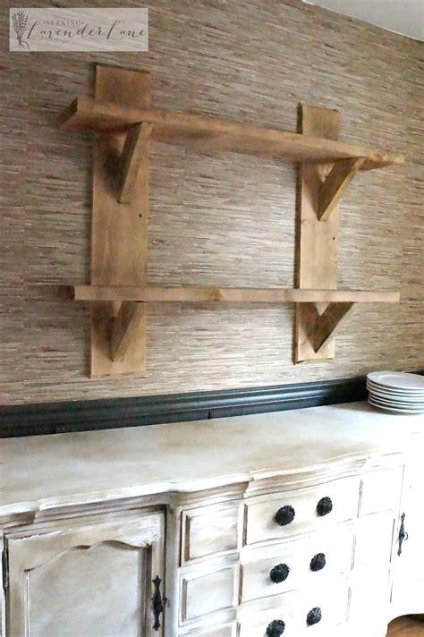 Diy-Floating-Shelves-Rustic