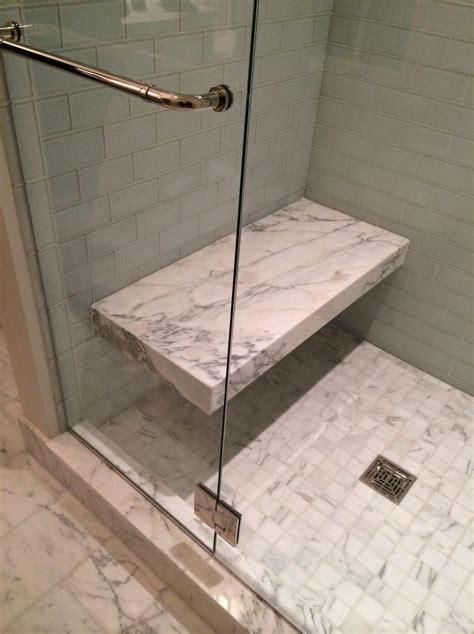 Diy-Floating-Shower-Bench