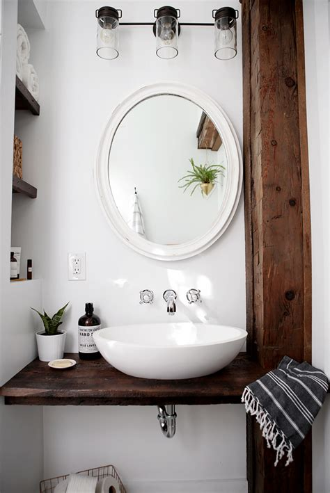 Diy-Floating-Sink-Shelf