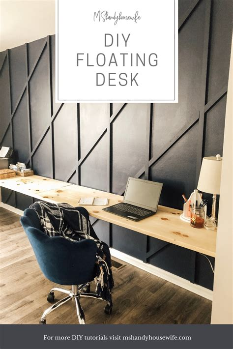 Diy-Floating-Wall-Shelves-With-Recycled-Office-Supplies