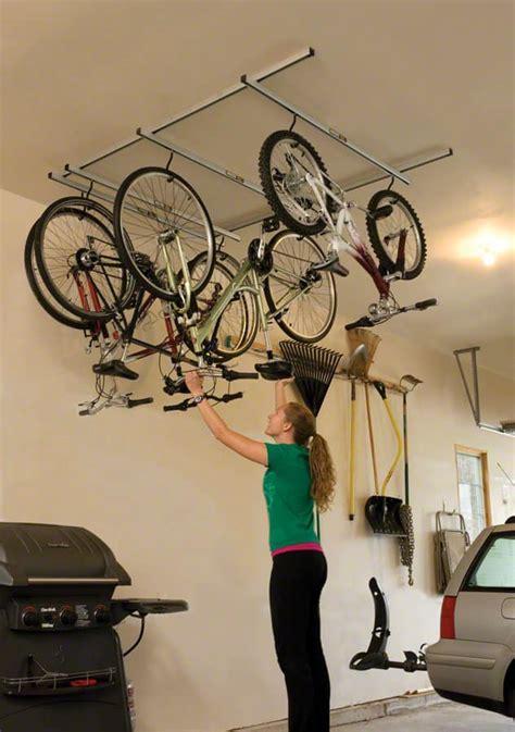 Diy-Floor-To-Ceiling-Bike-Rack