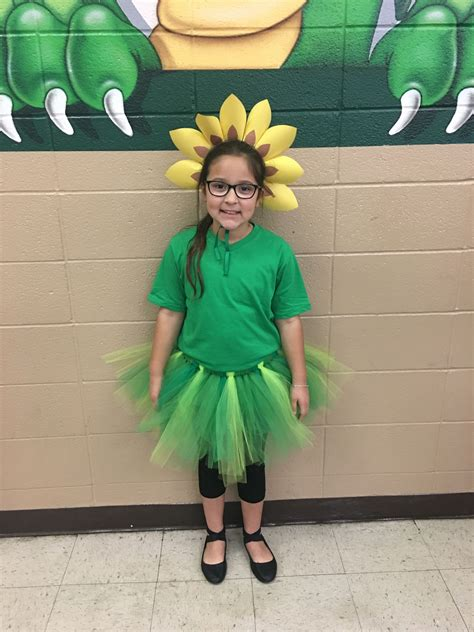 Diy-Flower-Costume