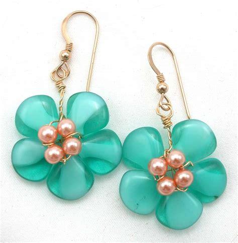 Diy-Flower-Earrings