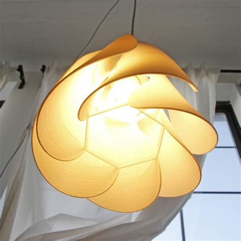 Diy-Flower-Lampshade