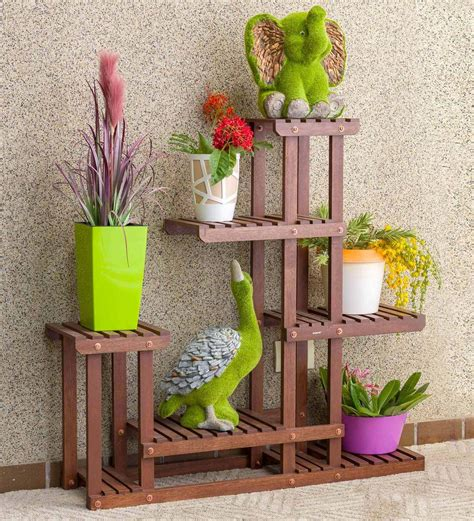 Diy-Flower-Pot-Rack