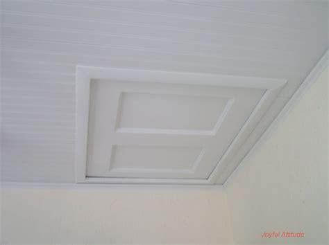 Diy-Flush-Attic-Ceiling-Door