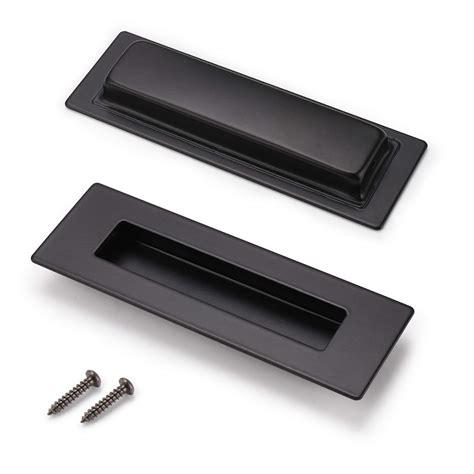 Diy-Flush-Door-Pulls