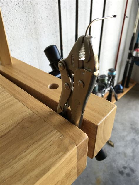 Diy-Fly-Vise-Table