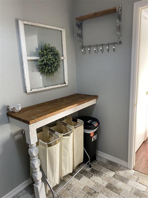 Diy-Fold-Up-Laundry-Table