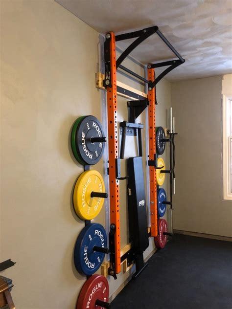 Diy-Folding-Gym-Rack