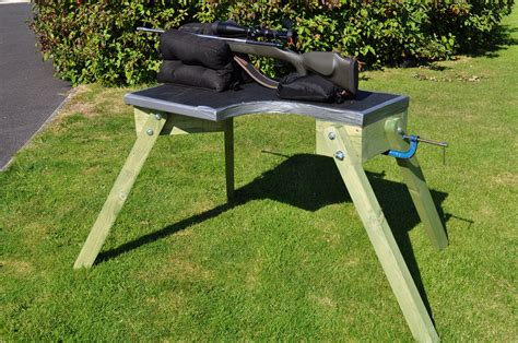 Diy-Folding-Shooting-Bench