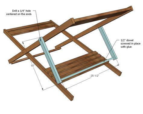 Diy-Folding-Sling-Chair