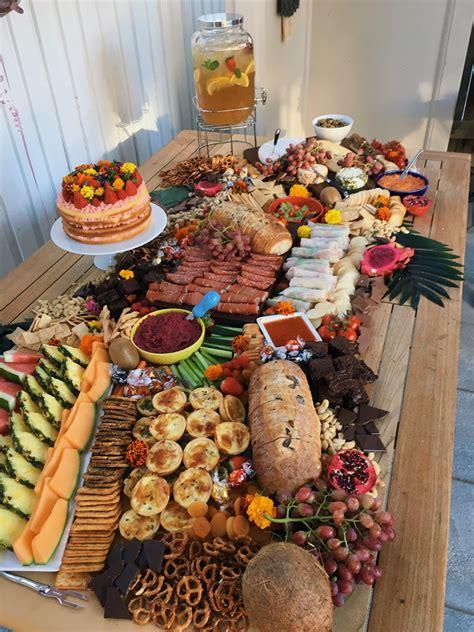 Diy-Food-Table-Decorations
