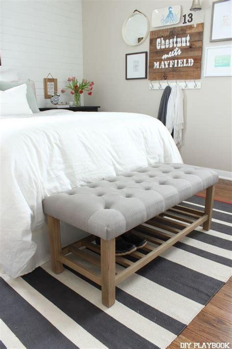 Diy-Foot-Bed-Bench